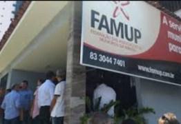 Integrantes da Diretoria e Conselho Fiscal da Famup tomam posse na próxima quinta-feira