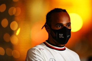 gettyimages 1287909992 - Lewis Hamilton testa positivo para Covid-19 e está fora do GP de Sakhir