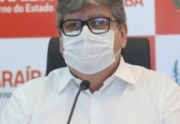 João Azevêdo cria grupo para fazer acompanhamento da vacinação na Paraíba