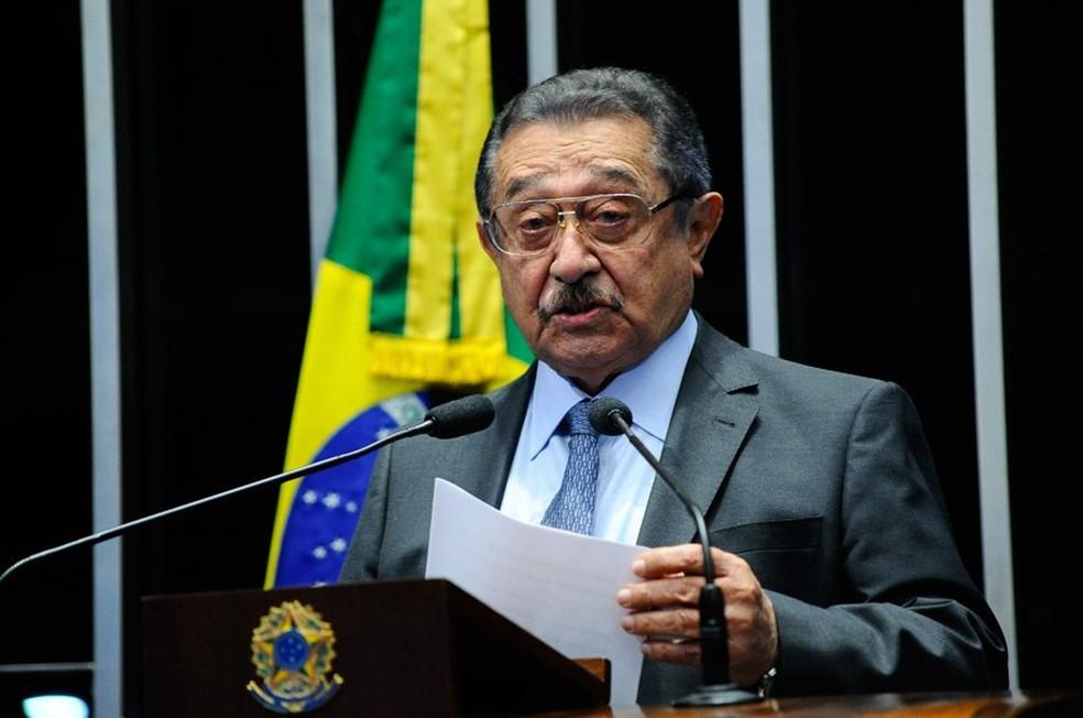 maranhao - COVID-19: sem sedação, senador Maranhão está consciente e ventilação pode ser retirada nas próximas horas