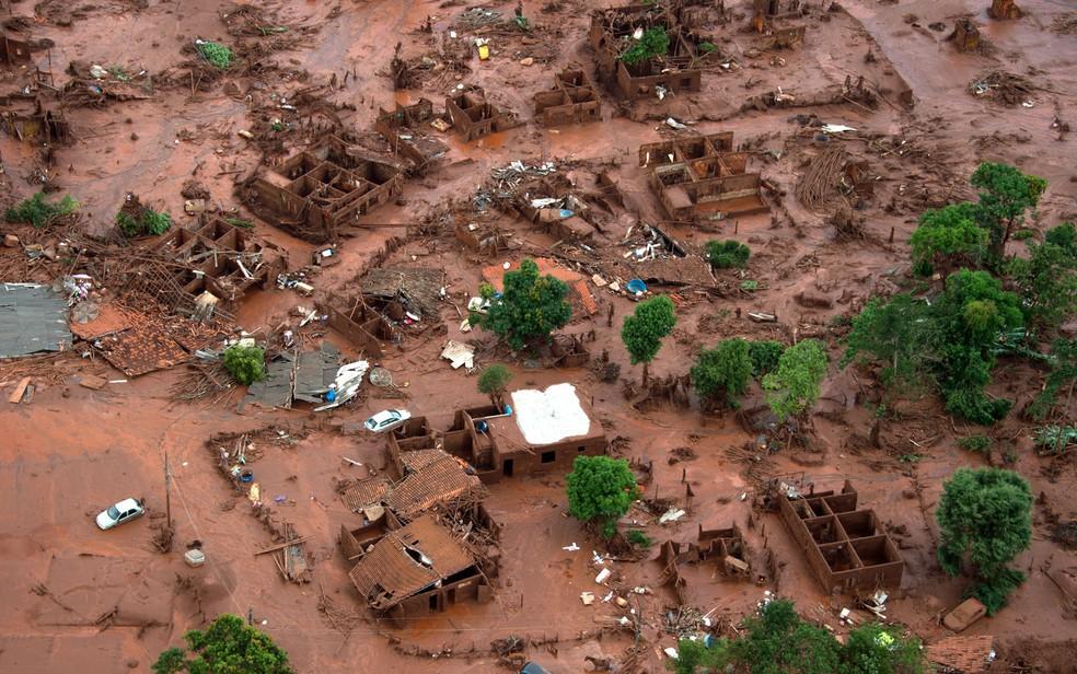 mariana mg - Samarco retoma atividades em Mariana, 5 anos após rompimento da barragem
