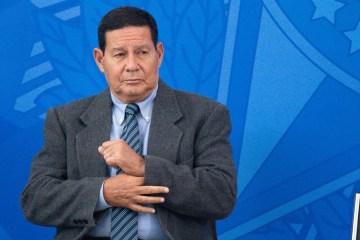 naom 5fca4844ee4e6 - 'Não julgo que o governo esteja travando a reforma tributária', diz Mourão