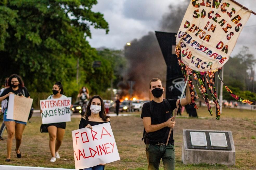 """nathalia wiliaany 1 - Estudantes da Ocupação Alph (UFPB) solta carta ao povo paraibano: """"Não é de hoje que lutamos""""; leia"""