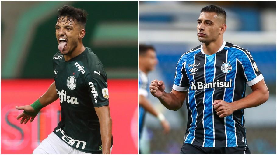 palmeiras x grêmio - NA FINAL: Palmeiras vence, Grêmio empata e os dois vão decidir a Copa do Brasil