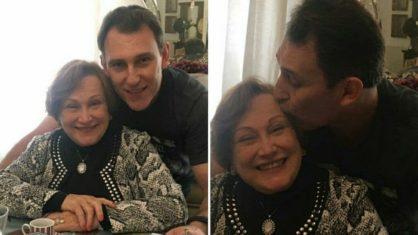 paulo goulart - Filho de Nicette Bruno desmente notícia falsa afirmando que atriz teria morrido