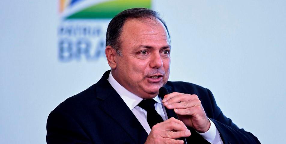pazuello 1 - Pazuello descarta termo de responsabilidade para vacinas aprovadas pela Anvisa