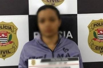 quadrilha criciuma mulher presa 02122020140521923 - Polícia prende mulher suspeita de participar de assalto em Criciúma