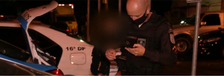 resgate adolescente - Adolescente que era mantida pelo primo em cárcere privado é resgatada pela Polícia Militar