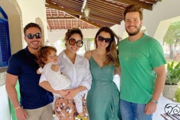 safadao e bruno - Bruno Cunha Lima recebe Wesley Safadão em Campina Grande
