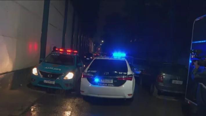 saida crivella - AGORA: Crivella deixa o presídio para cumprir prisão domiciliar