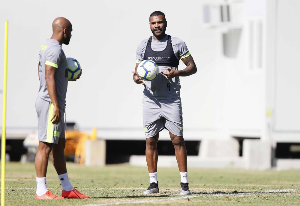 treino23jul2019.1 breno - Saída de jogadores vai causar redução de quase R$ 1 milhão na folha salarial do Vasco; confira a lista