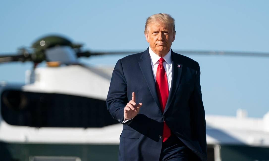trump - Senado americano absolve Trump em processo de impeachment