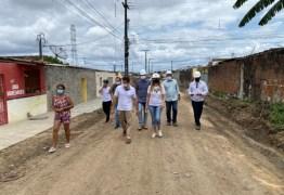 Emenda de Veneziano garante novas obras de pavimentação em Campina Grande