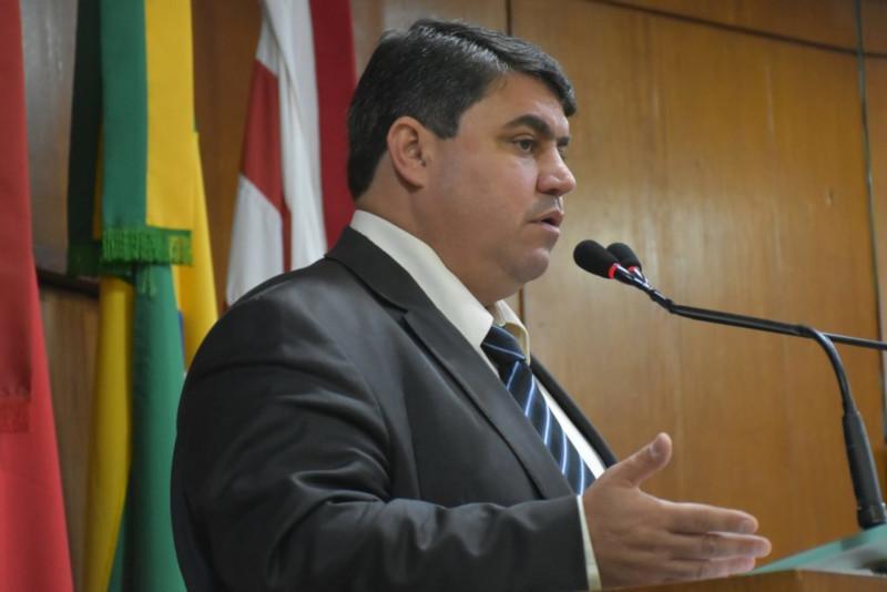 vereador Dinho  - Vereador Dinho registra chapa com 16 assinaturas para disputar presidência da CMJP - VEJA DOCUMENTO