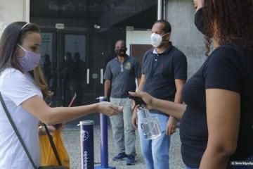 1 94 1156x675 1 - Mais de 44% dos inscritos no Enem 2020 na Paraíba faltaram o primeiro dia de prova