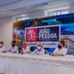 140304224 3106085946285405 7010447227302416640 n e1610984584753 - Cícero Lucena anuncia cancelamento do Carnaval 2021 em João Pessoa