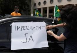 Movimentos de oposição convocam megacarreata contra Bolsonaro e decidem apoiar CPI da pandemia