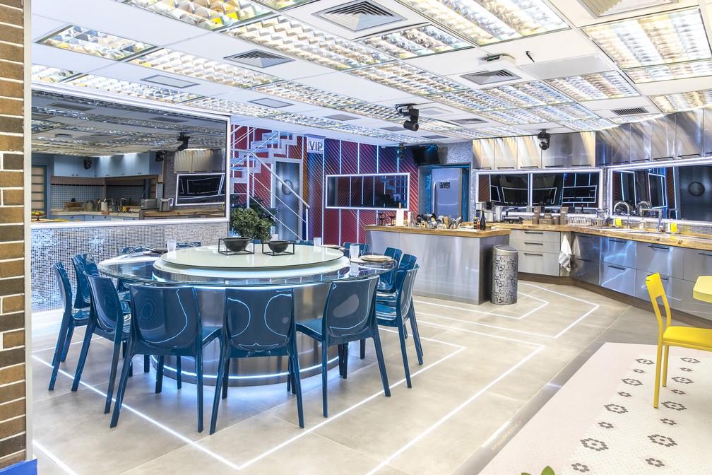 20210121 bbb21 fr 02 - Globo divulga fotos da casa do BBB21; decoração faz referência à novelas da emissora – VEJA FOTOS