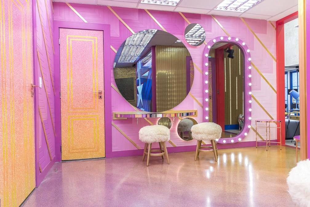 20210121 bbb21 fr 42 - Globo divulga fotos da casa do BBB21; decoração faz referência à novelas da emissora – VEJA FOTOS