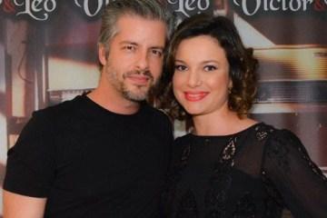 Victor Chaves e ex-mulher que o acusou de agressão, se reaproximam e tentam amizade
