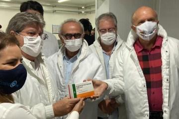 Secretaria de saúde divulga os critérios para a primeira etapa de vacinação na Paraíba; confira