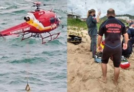 'FAZENDO SELFIE': Professora cai de costão da praia da Penha enquanto tirava foto e morre
