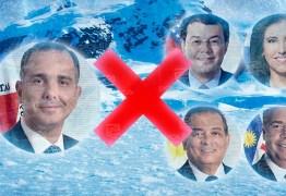 GOVERNO x INDEPENDÊNCIA: eleição no Senado tem clima gelado e indefinições até aqui; senador paraibano é alvo do MDB