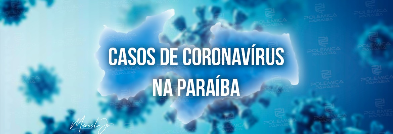 CORONA - Paraíba confirma 1.309 novos casos de Covid-19 e 16 óbitos nesta sexta-feira (22)