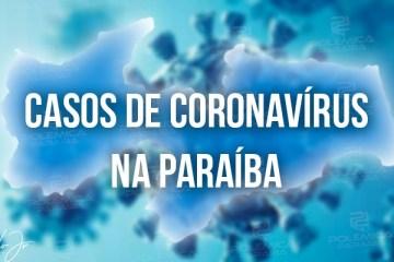 Paraíba confirma 1.134 novos casos de Covid-19 e 07 óbitos neste sábado