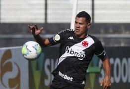 Jadson tem contrato rescindido com o Vasco depois de dois meses e apenas cinco jogos