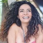 Capturar 51 - Claudia Ohana publica foto de biquíni e ganha elogios