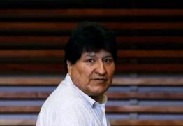Ex-presidente boliviano Evo Morales é diagnosticado com Covid-19