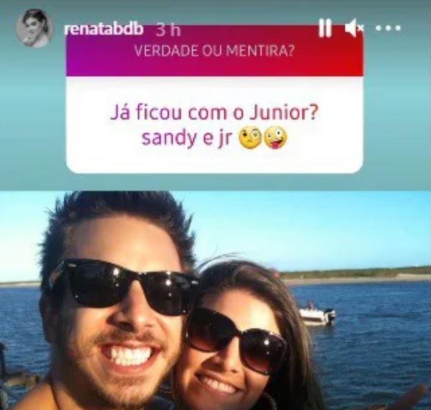 Capturar.JPGppp - Ex-Chiquitita Renata Del Bianco revela já ter ficado com Júnior Lima