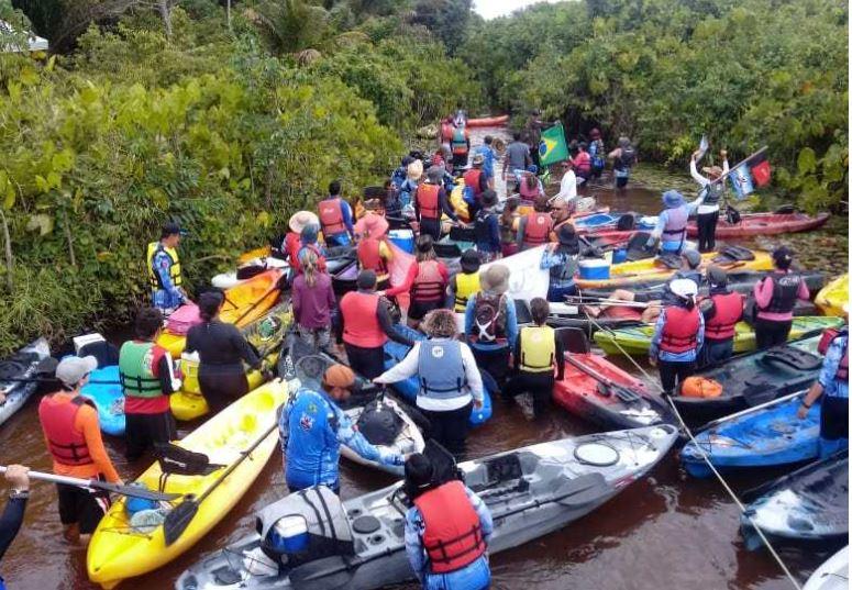 Capturar.JPGww  1 - Lucena realiza a 1ª Descida Caiaque do Rio Tapira com cerca de 80 participantes