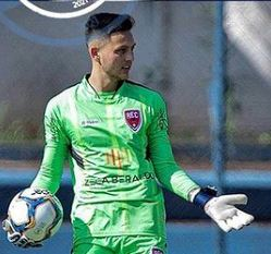 Capturark - Atlético de Cajazeiras contrata o goleiro Robson Nascimento