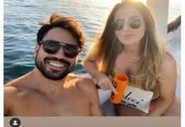 Mulher posta foto com companheiro nas redes sociais, horas antes de assassiná-lo