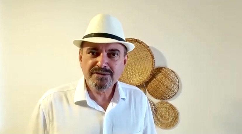 Deputado Jeová Campos é o autor da iniciativa de instituir videochamada para pacientes com Covid - É muito bom ver nossas iniciativas se tornando realidade e ajudando os pacientes de Covid afirma Jeová Campos
