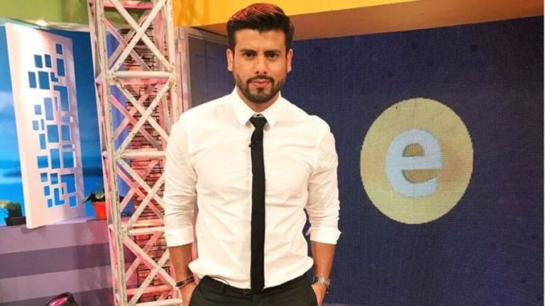 Efrain Ruales 1 - Apresentador de TV é brutalmente assassinado à luz do dia