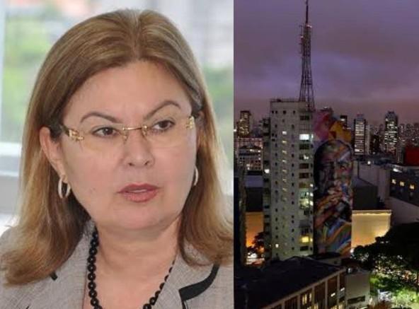 Desembargadora Fátima Bezerra faz declaração ao senador Maranhão: 'sempre que eu olhar para o céu, verei você pilotando entre as nuvens'
