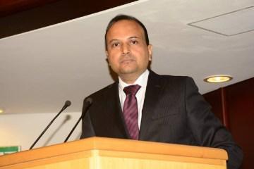 QT Anurag Srivastava - 'É muito cedo para dar uma resposta': Porta-voz indiano coloca em dúvida vacinas para o Brasil