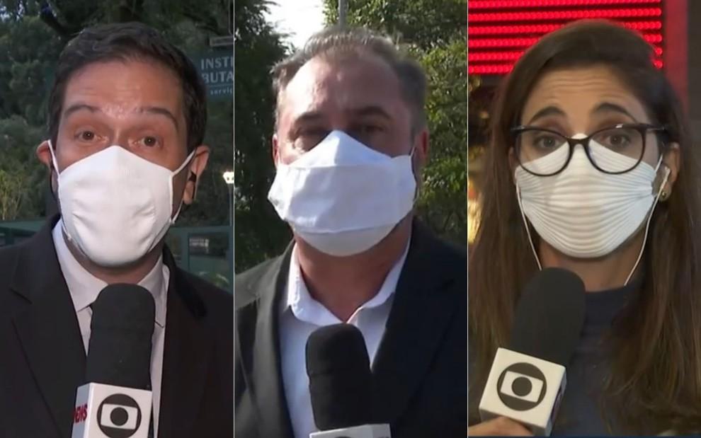 REPORTERES GLOBO - Para reduzir gastos, Globo troca aeronave 'Globocop' e repórteres se recusam a voar - ENTENDA