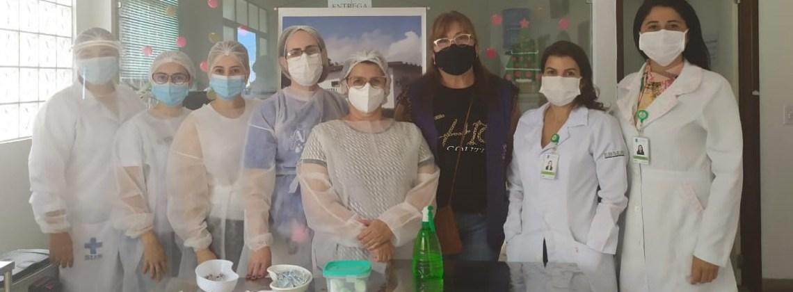 Hospital Universitário de Campina Grande, inicia vacinação dos funcionários
