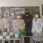 Vacinação 8 - Hospital Universitário de Campina Grande, inicia vacinação dos funcionários
