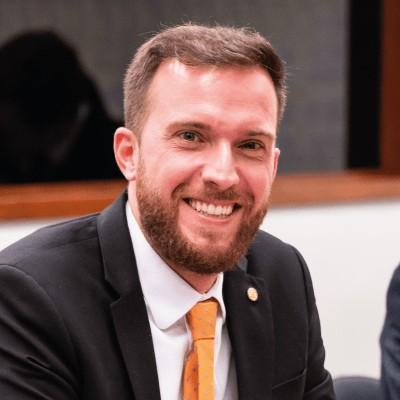 Vinicius Poit Novo - Parecem galãs de novela, mas são deputados federais! Saiba quem são os parlamentares mais bonitos da Câmara, paraibanos estão na lista