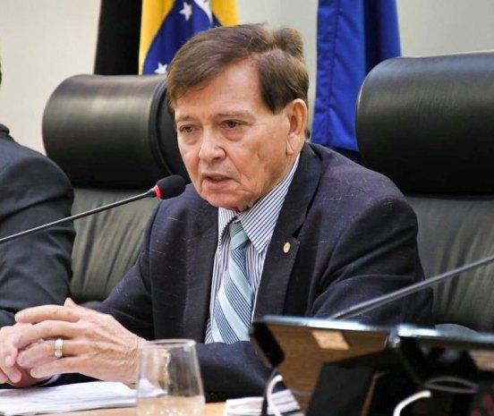 WhatsApp Image 2021 01 12 at 17.24.17 - Deputado Jeová Campos lamenta morte de João Henrique e destaca postura de convicção e coerência do parlamentar