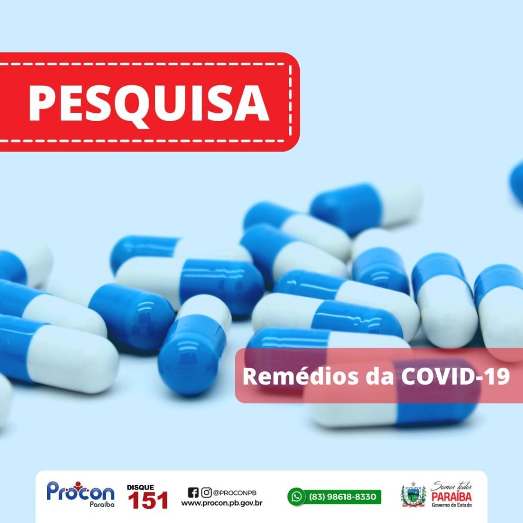 WhatsApp Image 2021 01 14 at 08.40.10 - COVID-19: Procon-PB realiza pesquisa de preço de medicamentos recomendados por médicos no combate ao coronavírus