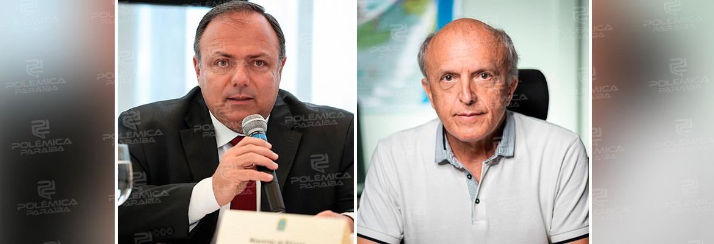 WhatsApp Image 2021 01 14 at 17.04.20 - CRISE EM MANAUS: Em conversa com Geraldo Medeiros, ministro Pazuello relata dificuldades para transportar pacientes para a Paraíba