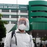 """WhatsApp Image 2021 01 15 at 13.14.51 600x400 1 - """"Não há o que fazer"""", diz médico ao ter que suspender cirurgias devido à falta de oxigênio hospitalar em Manaus"""