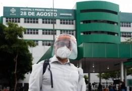 """""""Não há o que fazer"""", diz médico ao ter que suspender cirurgias devido à falta de oxigênio hospitalar em Manaus"""