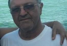 Salviano Leite, ex-assessor de Cássio Cunha Lima, está internado em UTI após contrair Covid-19